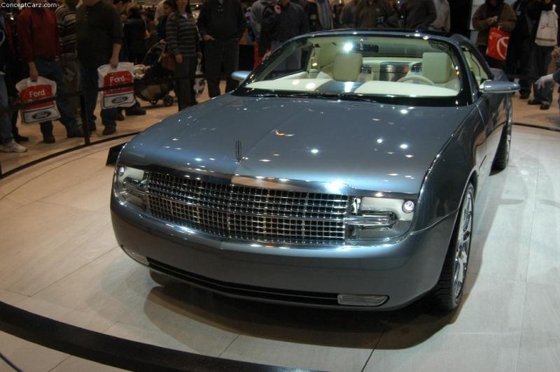 2004 Lincoln Mark X Concept Image Photo 33 Of 48