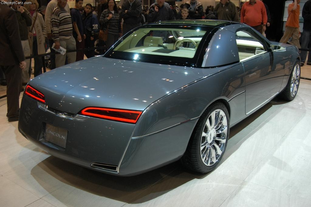 2004 Lincoln Mark X Concept Image Https Www Conceptcarz