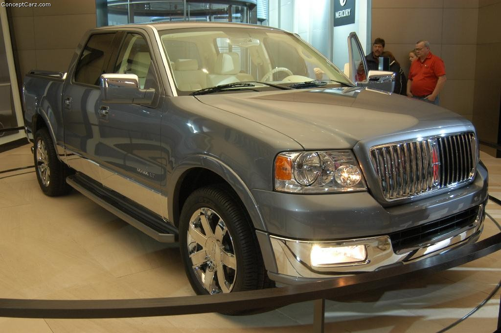 2006 Lincoln Mark LT thumbnail image