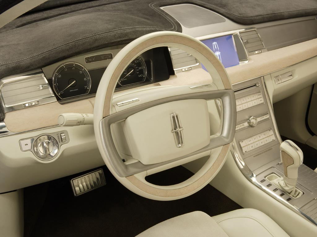 2006 Lincoln Mks Concept Image Photo 21 Of 22