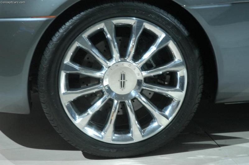 2004 Lincoln Mark X Concept Image Photo 46 Of 48