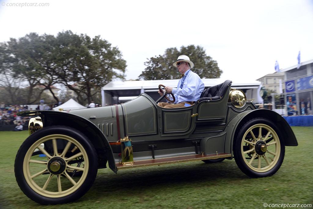 1910 Lion Peugeot V2y2 Image