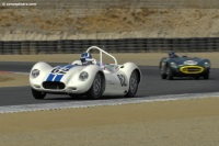 1958 Lister Costin.  Chassis number BHL102