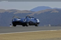 1959 Lister Special.  Chassis number BHL130