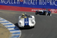 1959 Lister Special.  Chassis number BHL 123