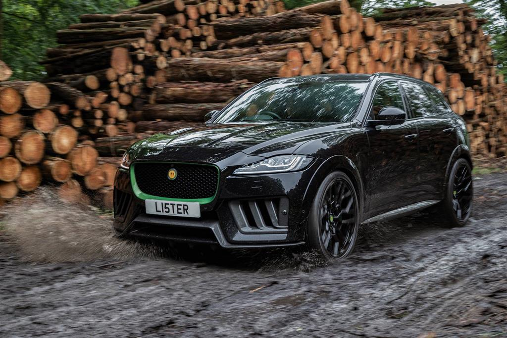 2020 Lister Stealth
