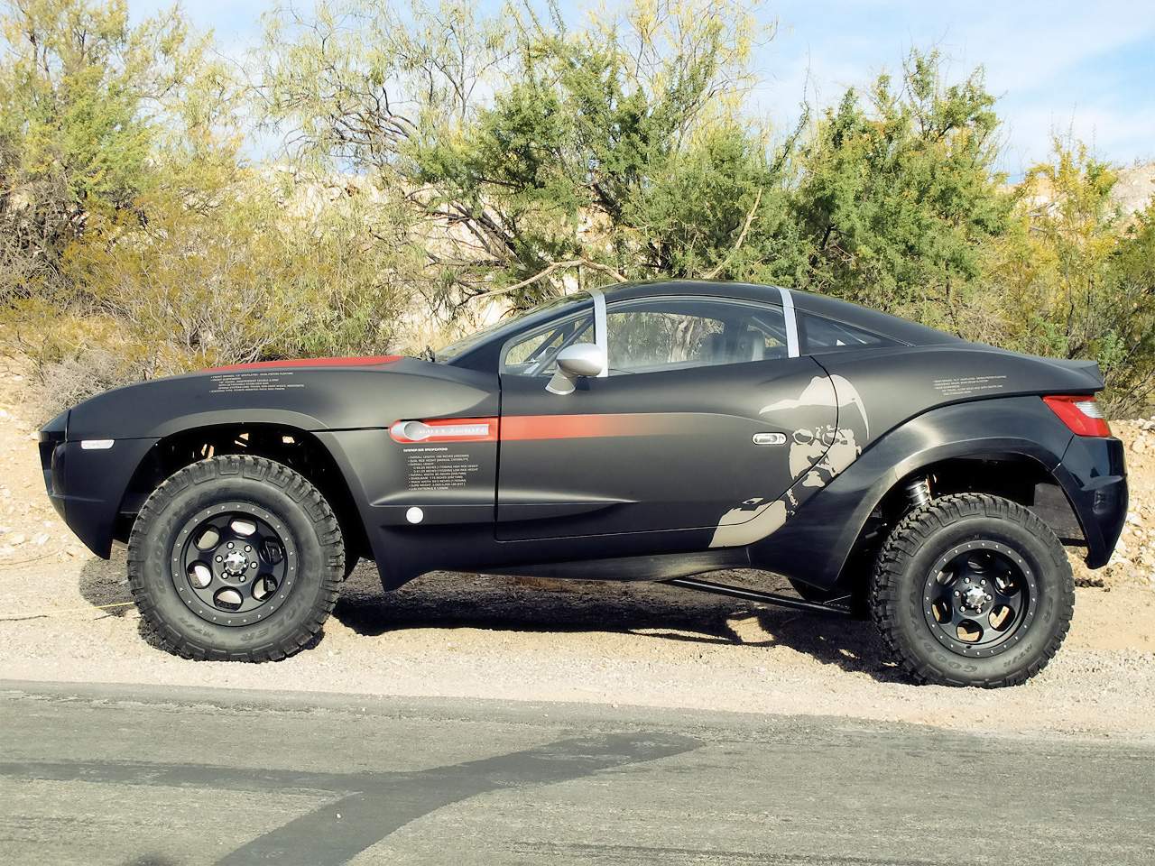 2011 Local Motors Rally Fighter Image. Photo 17 of 43