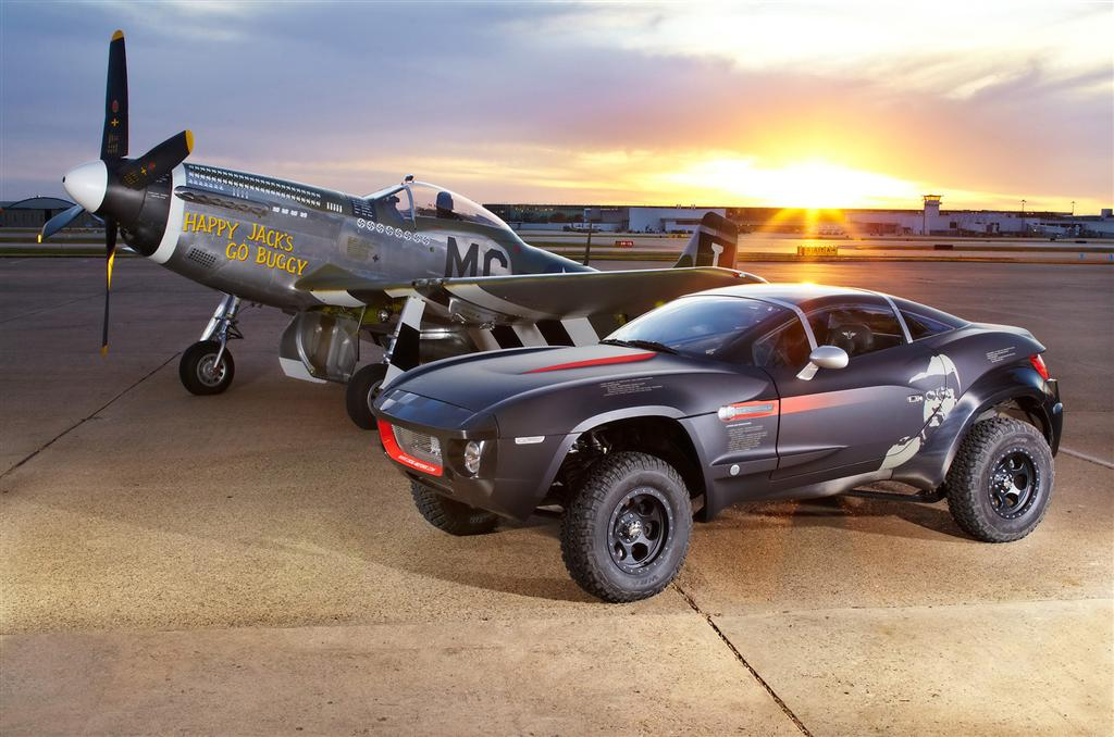 Auction Results and Sales Data for 2011 Local Motors Rally Fighter