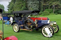 1909 Locomobile Model 40 image.
