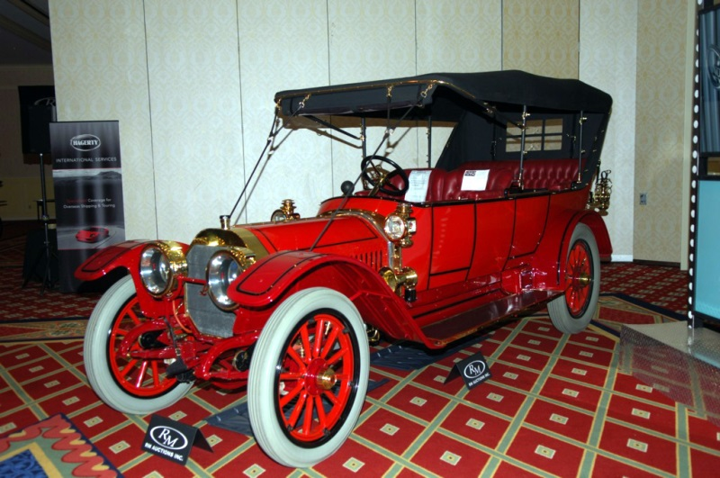 1912 Locomobile 6-48 Model M