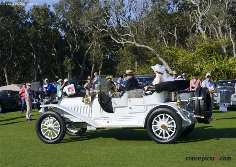 1913 Locomobile Model M 48