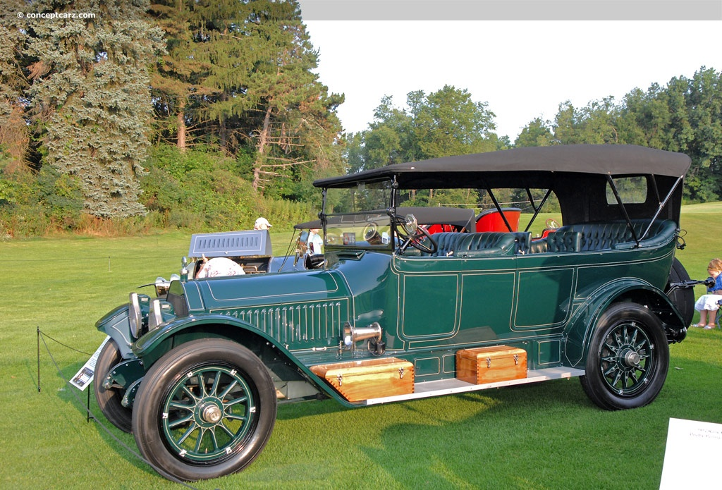 1914 Locomobile Model 48 History Pictures Value Auction Sales Research And News