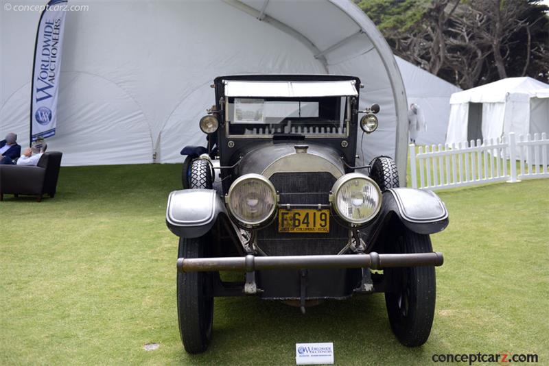 1916 Locomobile Model 38