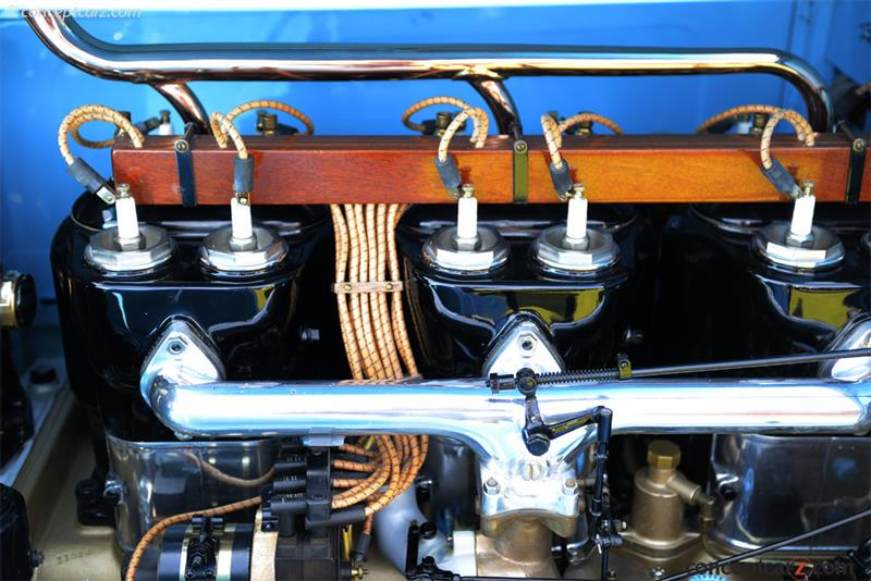 1918 Locomobile Model 38