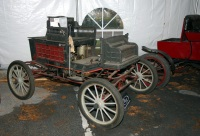 1899 Locomobile Stanhope Style I.  Chassis number 33