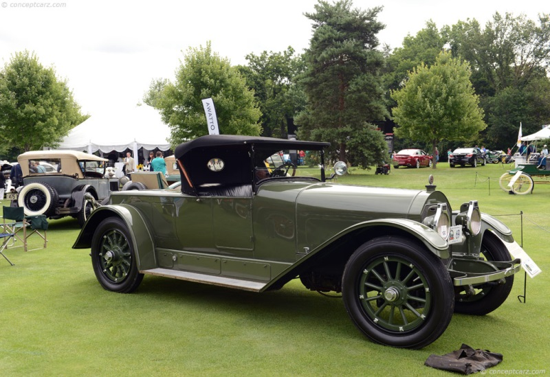 1919 Locomobile Type 48 Series 5