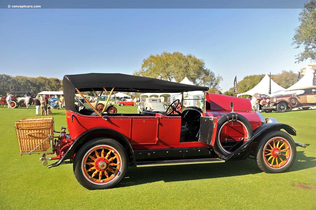 1923 Locomobile 48 Series Viii Image