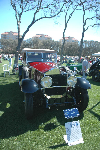 Chassis information for Locomobile Model 48