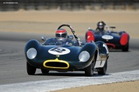 1960 Lola MK1 image.