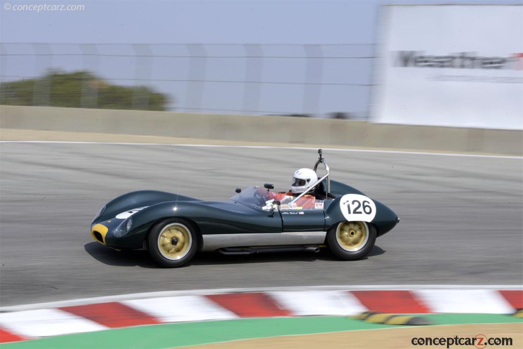 1962 Lola MKI