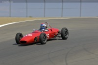 1963 Lola MK 5A.  Chassis number BRJ63