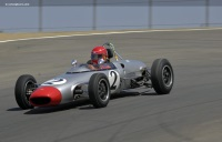 1963 Lola MK 5A.  Chassis number BRJ59