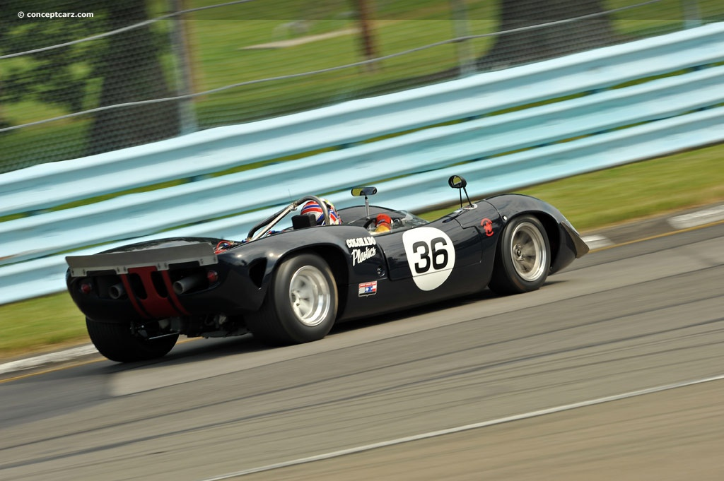 Auction Results And Data For 1966 Lola T70 Mkii Conceptcarz Com