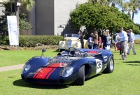 1966 Lola T70 MKII.  Chassis number SL71/36