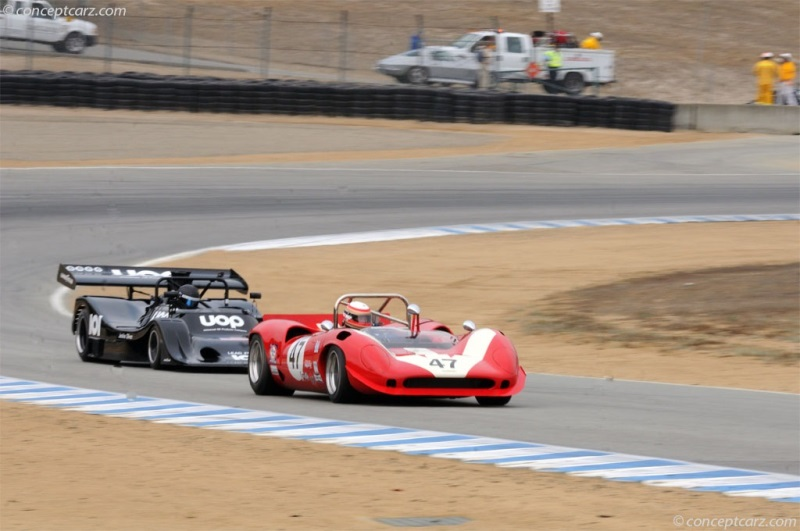 Lola T70 MKII pictures and wallpaper