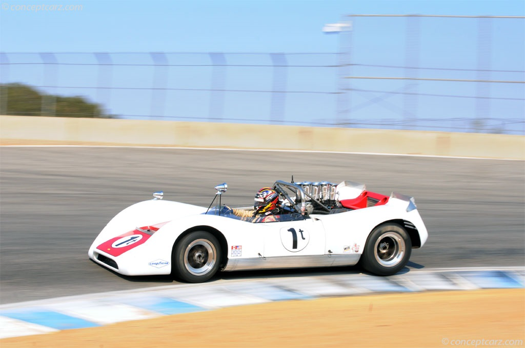 1968 Lola T160 History, Pictures, Sales Value, Research and News