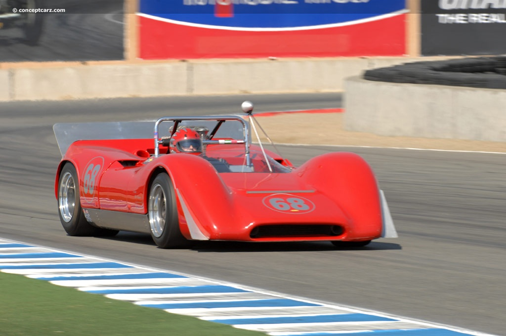1968 Lola T160 Pictures, History, Value, Research, News ...