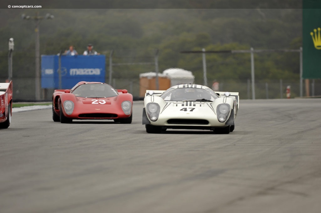 Auction results and data for 1969 Lola T70 MK IIIB. Silverstone ...
