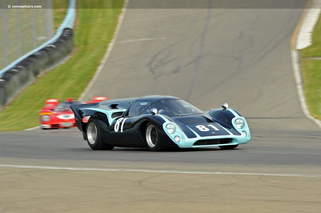 1970 Lola T70 Mkiiib Image  Photo 17 Of 18
