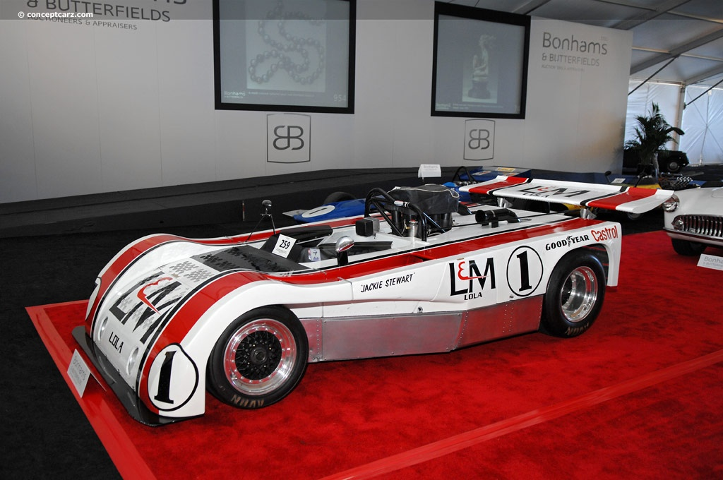 Auction results and sales data for 1971 Lola T260 - conceptcarz.com