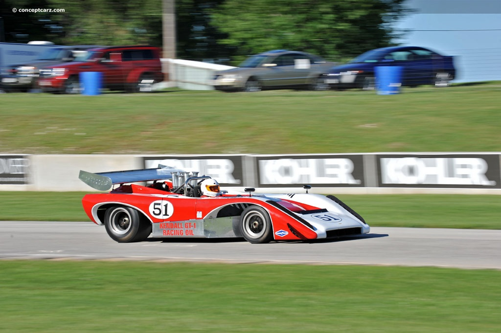 1971 Lola T222 Image Chassis Number Hu6 T222