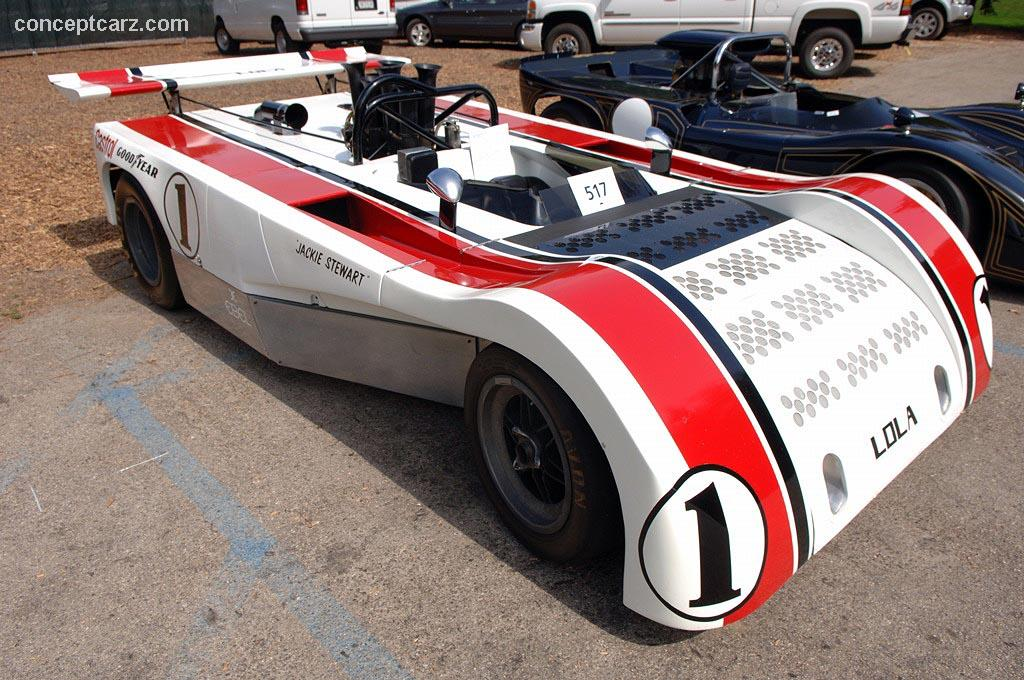 1971 Lola T260 Pictures, History, Value, Research, News ...