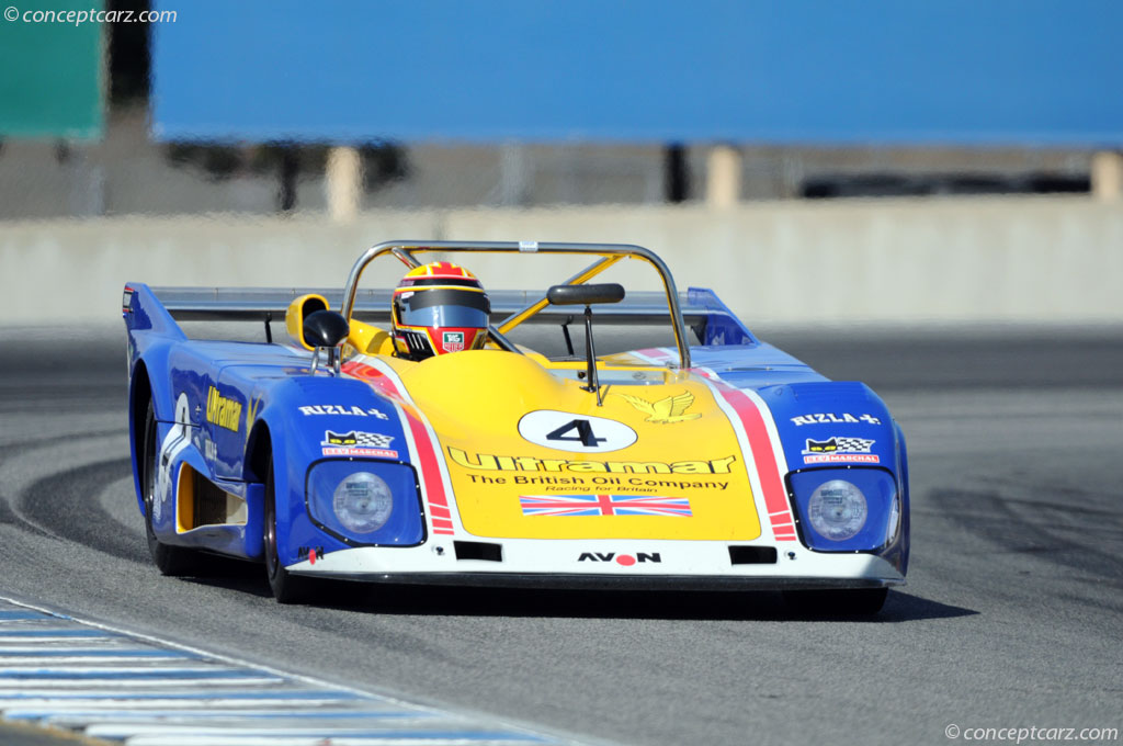 1974 Lola T294 History, Pictures, Sales Value, Research and News