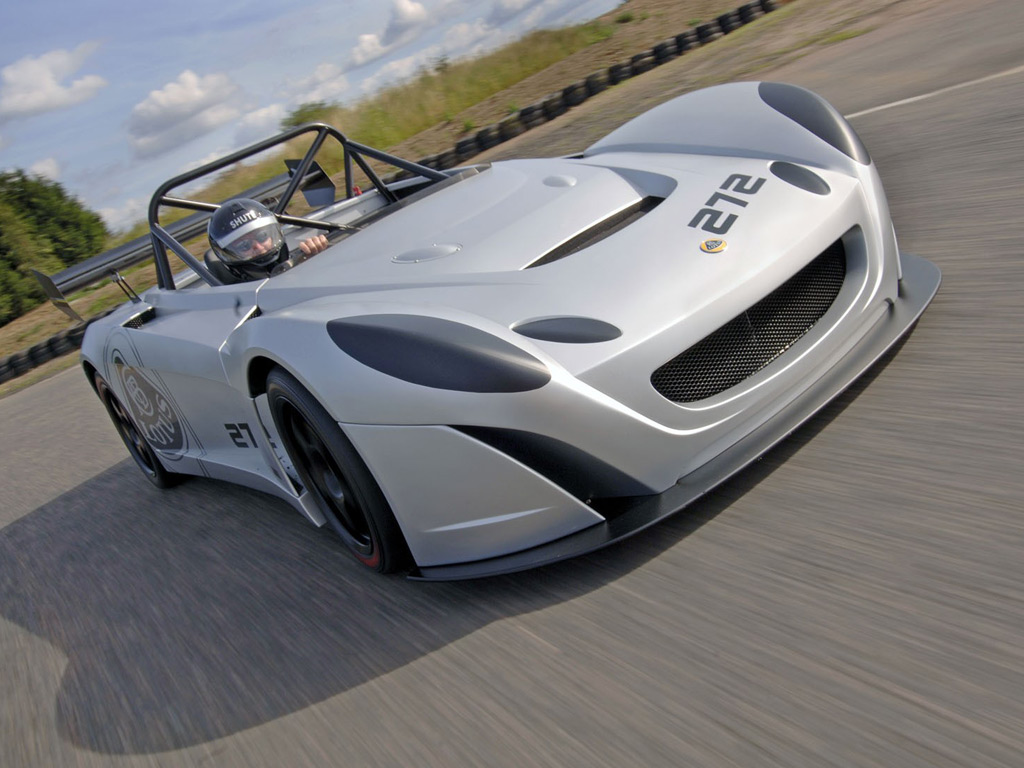 2006 Lotus Circuit Car