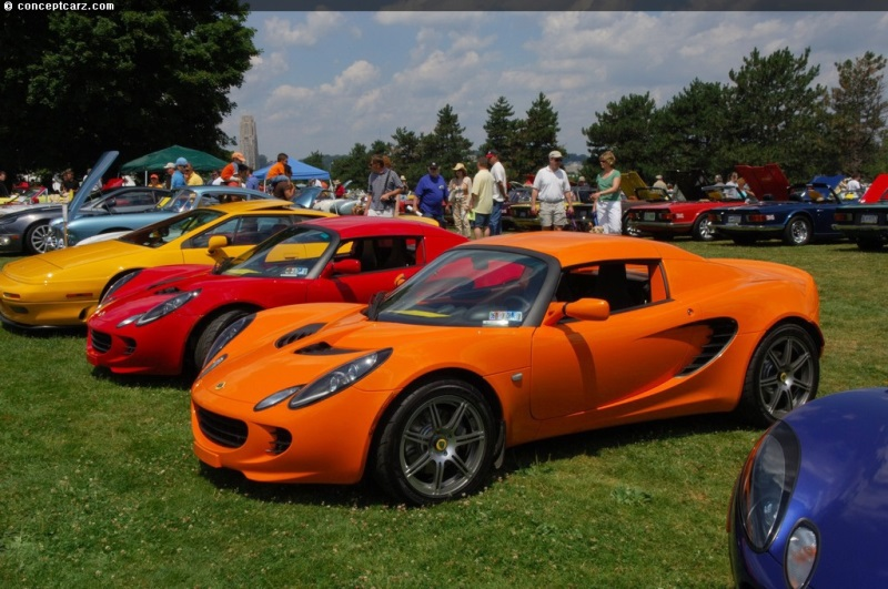 2007 Lotus Elise Type 72d History Pictures Value Auction Sales