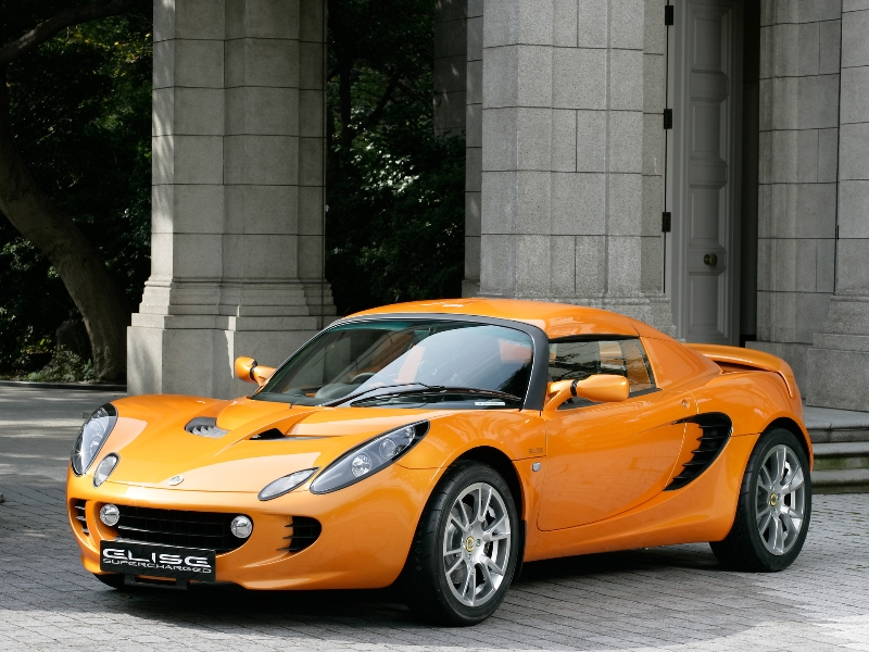 2008 Lotus Supercharged Elise SC News and Information