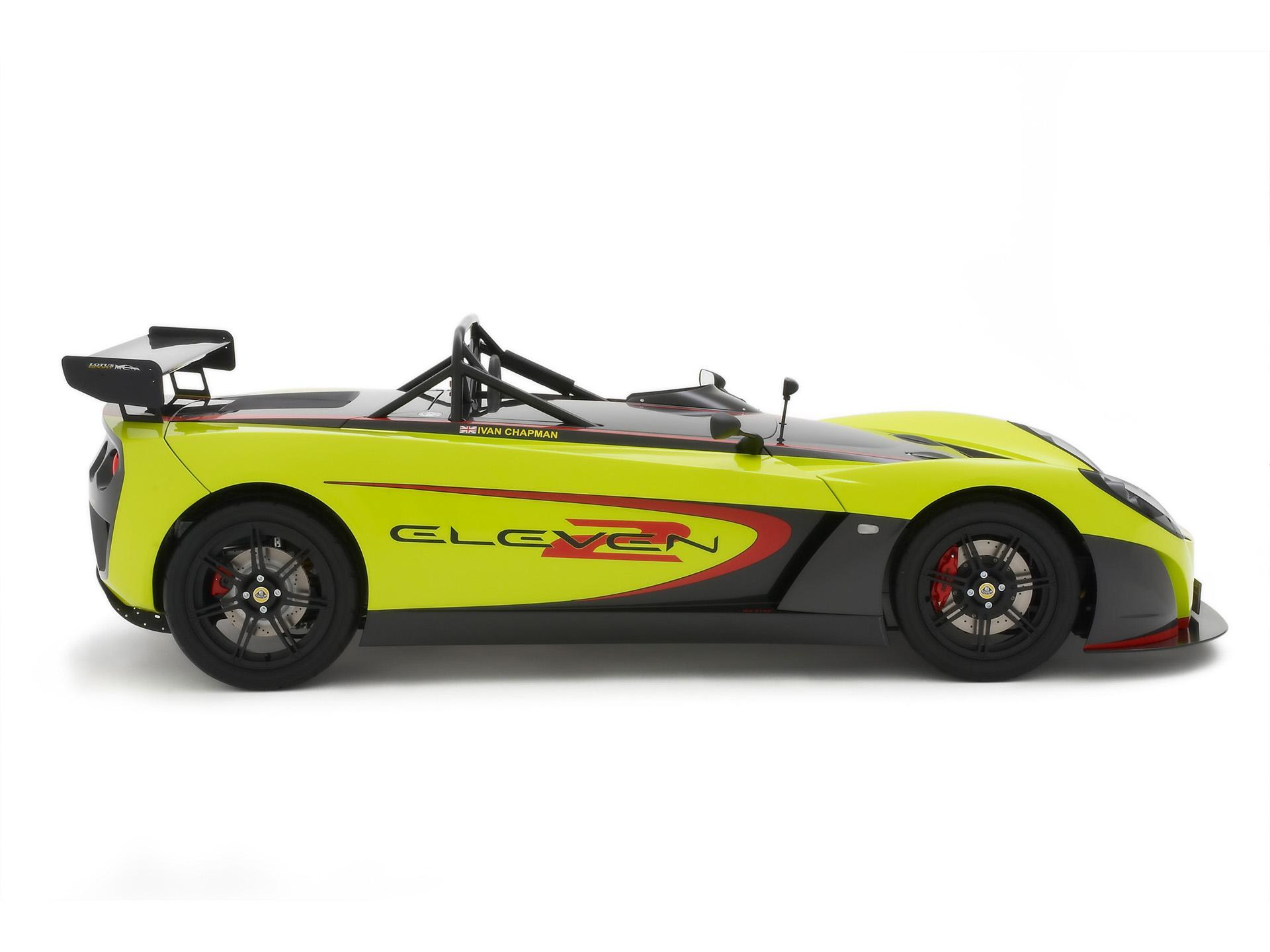 2008 Lotus Entry Level 2-Eleven News and Information, Research, and ...