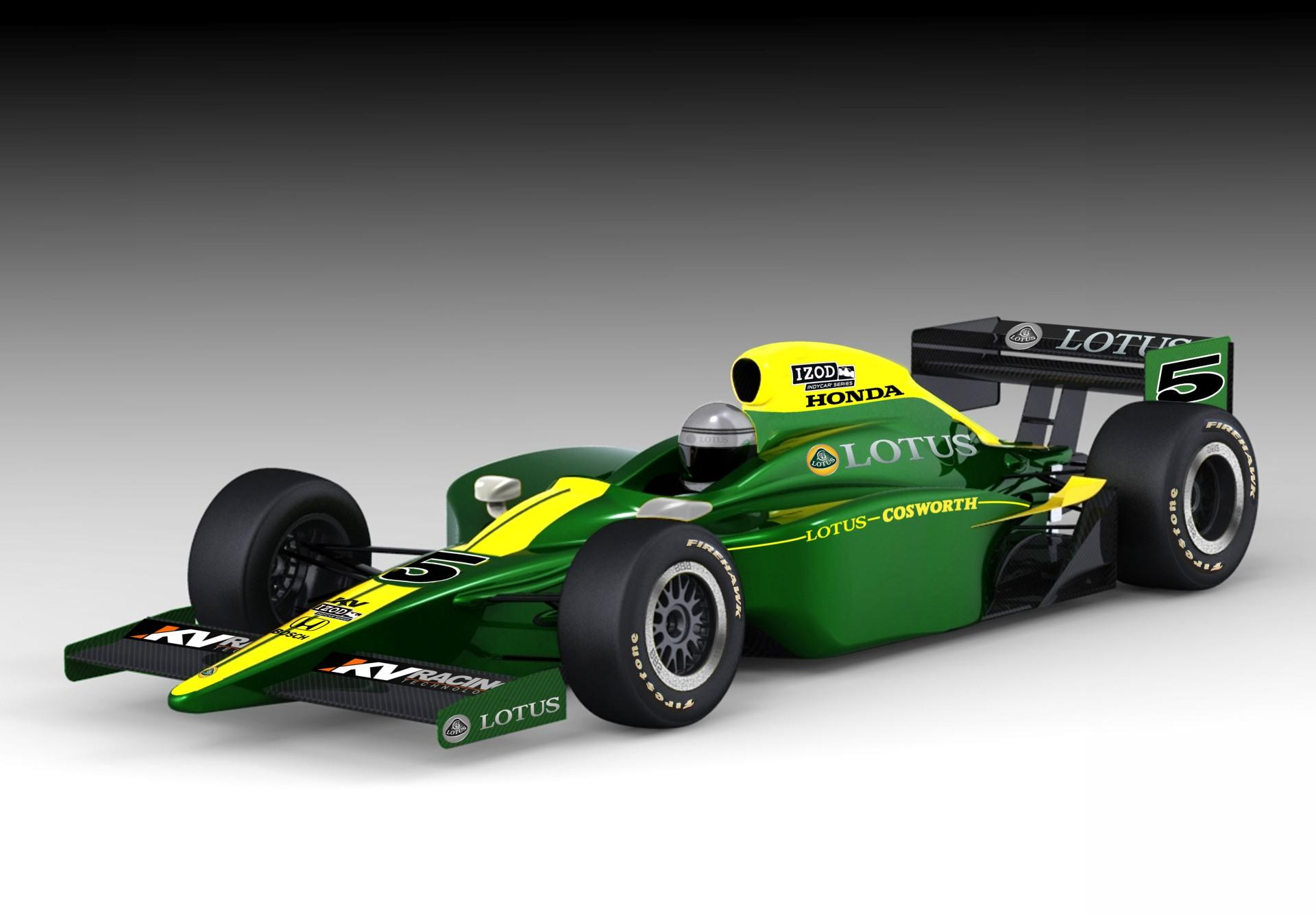2010 Lotus Cosworth Indy Racer News and Information, Research, and ...