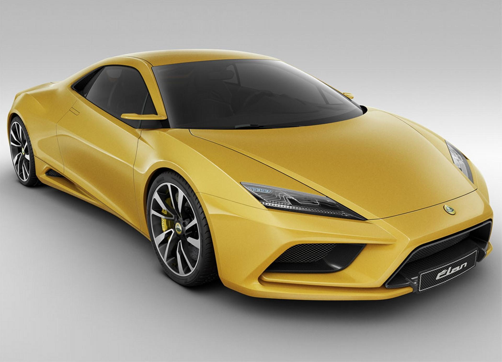 2010 Lotus Elan Concept News and Information, Research, and History