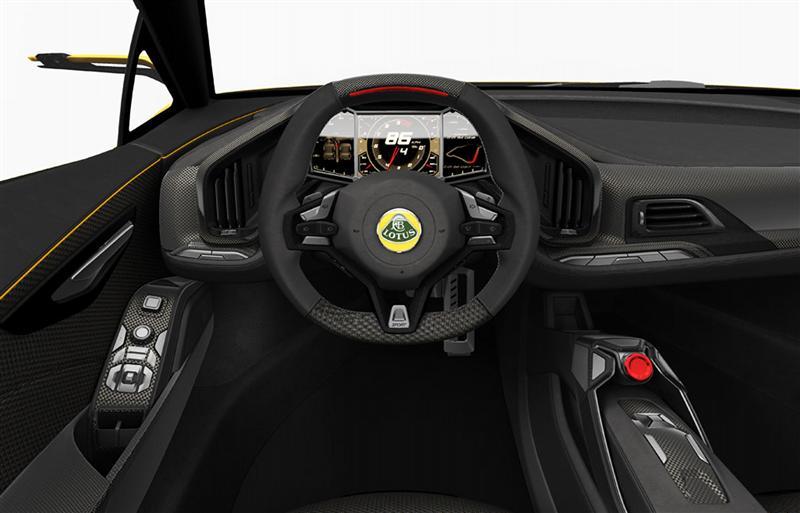 2010 Lotus Elan Concept Image Photo 1 Of 8