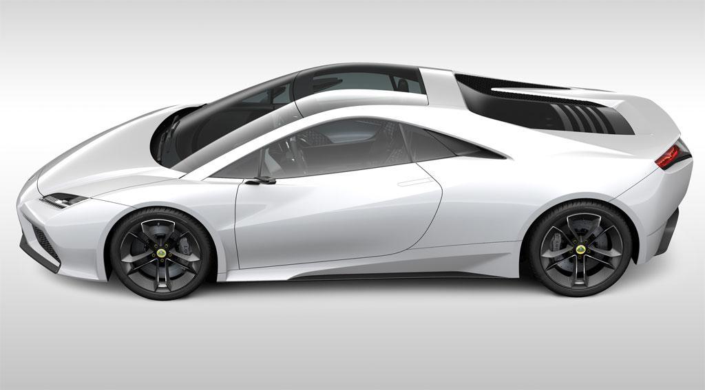 2010 Lotus Esprit Concept
