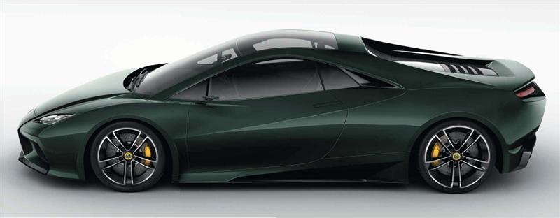 2010 Lotus Esprit Concept Wallpaper And Image Gallery
