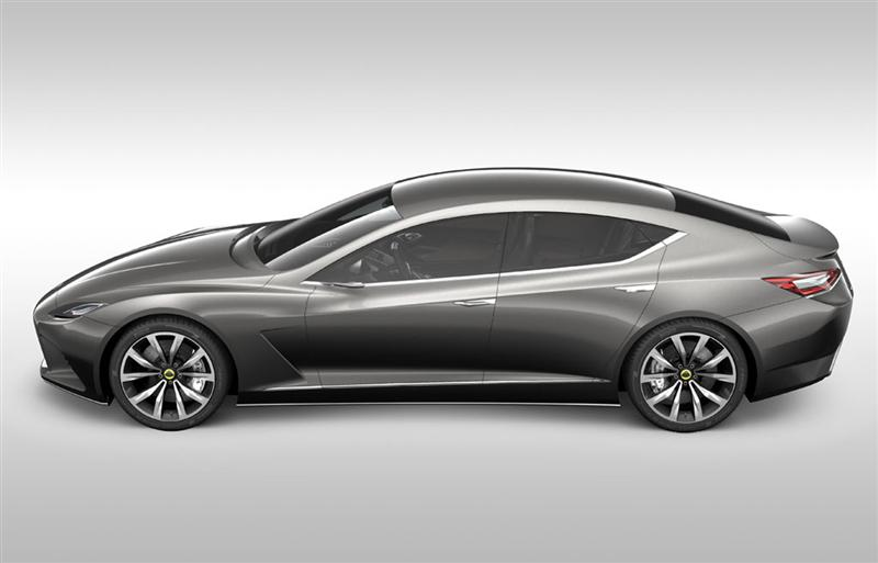 2010 Lotus Eterne Concept Image Photo 10 Of 10