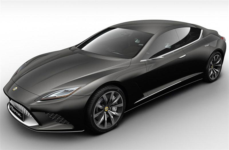 2010 Lotus Eterne Concept Image Photo 6 Of 10