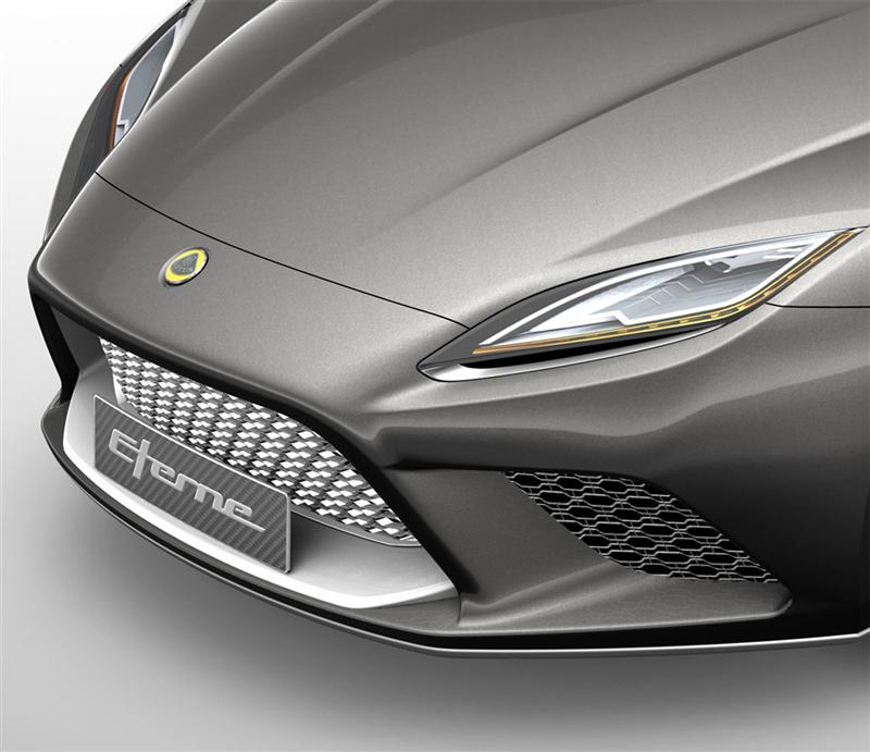 2010 Lotus Eterne Concept Image Photo 5 Of 10