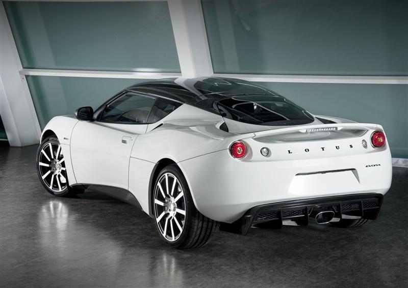 2010 Lotus Evora Carbon Concept Image Photo 2 Of 3
